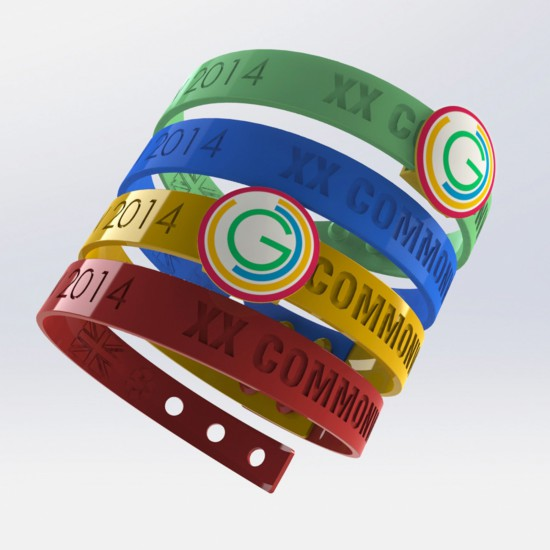 games-wristband