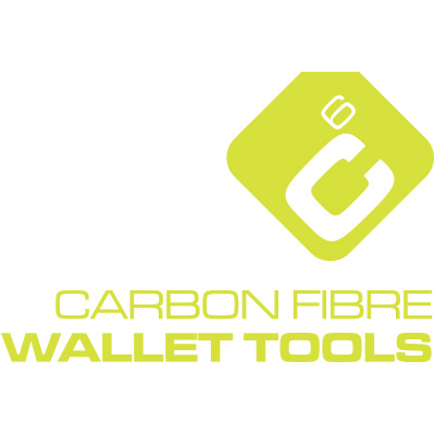 Carbon fibre wallet tools