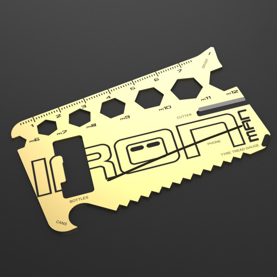 Ironman multi tool