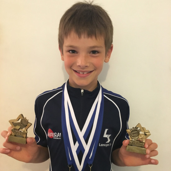 Charlie-with-Awards