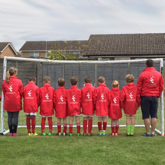 Whittlesford-Warriors-Jackets