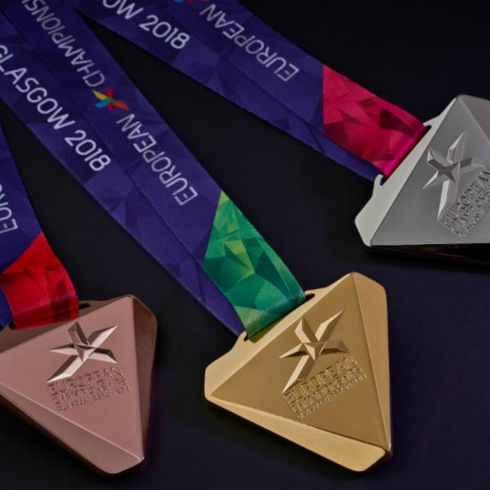 European Championships: Medals