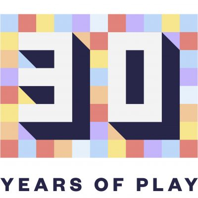 Ukie 30 Years of Play UK Best Selling Game Awards