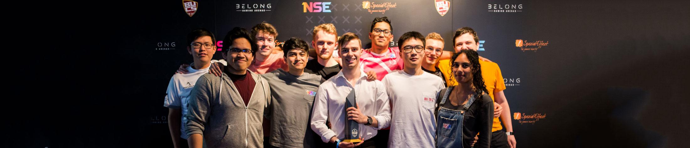 NSE BUEC Trophy