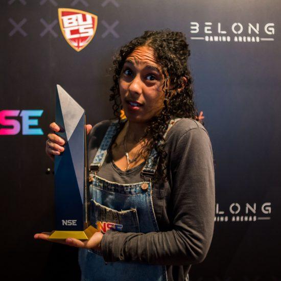 BUEC Trophy Woman
